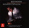 ベートーヴェン&コルンゴルト:ヴァイオリン協奏曲集 R.カプソン(VN) 他 [再発] [CD] [アルバム] [2015/01/14発売]