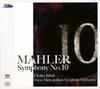 マーラー:交響曲第10番 インバル / 東京都so. [デジパック仕様]