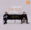 ベートーヴェン:ヴァイオリンとピアノのためのソナタ集-3 カピュソン(VN) ブラレイ(P) [CD] [アルバム] [2015/02/04発売]