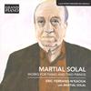 マーシャル・ソラール:ピアノ・ソロと2台ピアノのための作品集 フェラン=エンカワ(P) [CD] [アルバム] [2015/02/25発売]