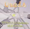 クリフエッジ&LGYankees&MAY'S&Noa / Quads [CD+DVD] [限定]