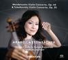 メンデルスゾーン&チャイコフスキー:ヴァイオリン協奏曲 シュタインバッハー(VN) デュトワ / SRO