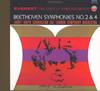 ベートーヴェン:交響曲第2番・第4番 クリップス / LSO [デジパック仕様]