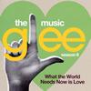 「glee / グリー(シーズン6)」グリー sings バート・バカラック〜世界は愛を求めてる〜 [CD] [アルバム] [2015/06/24発売]