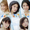 9nine / MY ONLY ONE [CD] [シングル] [2015/08/26発売]