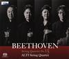 ベートーヴェン:弦楽四重奏曲第15番 アルティSQ