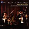 2つのヴァイオリンのための二重奏集 パールマン(VN) ズーカーマン(VA、VN) [CD] [アルバム] [2015/10/14発売]