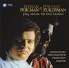 2つのヴァイオリンのための音楽集 パールマン、ズーカーマン(VN) [2CD] [CD] [アルバム] [2015/11/04発売]