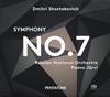 ショスタコーヴィチ:交響曲第7番「レニングラード」 P.ヤルヴィ / ロシア・ナショナルo.