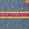 ブルックナー:交響曲第6番・第7番 ヤンソンス / RCO