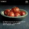 J.S.バッハ:2台のチェンバロのための協奏曲全集 鈴木雅明(HC、指揮) 鈴木優人(HC) バッハ・コレギウム・ジャパン