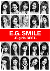 E-girls / E.G.SMILE-E-girls BEST- [2CD+3DVD]