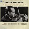 プロコフィエフ:ヴァイオリン協奏曲第1番・第2番 他 オイストラフ(VN) マタチッチ / LSO 他