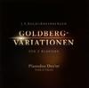 J.S.バッハ=ラインベルガー:2台のピアノのためのゴルトベルク変奏曲 ピアノデュオ ドゥオール [CD] [アルバム] [2016/01/20発売]