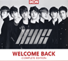 iKON / WELCOME BACK-COMPLETE EDITION-