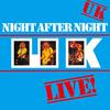 U.K. / ナイト・アフター・ナイト(ライヴ・イン・ジャパン)[+1] [SHM-CD] [アルバム] [2016/04/27発売]