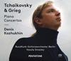 チャイコフスキー:ピアノ協奏曲第1番 / グリーグ:ピアノ協奏曲 コジュヒン(P) シナイスキー / ベルリン放送so.