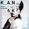 KANAKO / heart breathe