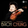 J.S.バッハ:無伴奏ヴァイオリンのためのソナタとパルティータ(全6曲) チョン・キョンファ(VN)