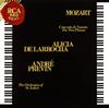 モーツァルト:2台のピアノのための協奏曲&ソナタ ラローチャ(P) プレヴィン(P、指揮) 他 [限定] [CD] [アルバム] [2016/09/07発売]