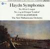 ハイドン:交響曲第88番「V字」・交響曲第104番「ロンドン」 クレンペラー / NPO