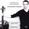 ドヴォルザーク&ラロ:チェロ協奏曲 モーザー(VC) フルシャ / プラハ・フィルハーモニア