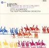 ハイドン:交響曲第100番「軍隊」&第102番 クレンペラー / NPO