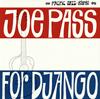 ジョー・パス / フォー・ジャンゴ [SHM-CD] [アルバム] [2016/10/26発売]