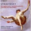 ストラヴィンスキー:「プルチネッラ」組曲 / ミューズを率いるアポロ / 弦楽のための協奏曲ニ調 鈴木雅明 / タピオラ・シンフォニエッタ