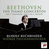 ベートーヴェン:ピアノ協奏曲第5番「皇帝」&第3番 ブッフビンダー(P、指揮) VPO [Blu-spec CD2] [アルバム] [2016/12/07発売]