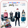FOXPILL CULT / HOMO DEMENS MAN [CD] [アルバム] [2016/10/19発売]