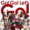 E-girls / Go!Go!Let's Go! [CD+DVD]