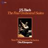 J.S.バッハ:管弦楽組曲(全4曲) クレンペラー / NPO
