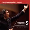 チャイコフスキー:交響曲第5番 ユロフスキ / LPO