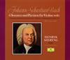 J.S.バッハ:無伴奏ヴァイオリンのためのソナタとパルティータ(全曲) シェリング(VN) [限定]