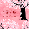卒業 - 桜オルゴール [CD]