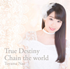 東山奈央 - True Destiny - Chain the world [CD]