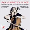 チェリストのソル・ガベッタ、ベルリン・フィルと共演したライヴ録音をリリース