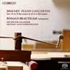 モーツァルト:ピアノ協奏曲第18&22番 ブラウティハム(HF) ウィレンス / ケルン・アカデミー