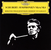 シューベルト:交響曲第8番「未完成」・第9番「ザ・グレイト」カラヤン - BPO [CD] [限定]