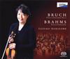 ブルッフ:ヴァイオリン協奏曲第1番 / ブラームス:ヴァイオリン協奏曲 堀米ゆず子(VN) ラザレフ / 日本フィルハーモニーso. 他