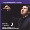 ブラームス:交響曲第2番 ユロフスキ / LPO