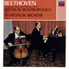 ベートーヴェン:チェロ・ソナタ第1番・第3番・第5番 ロストロポーヴィチ(VC) リヒテル(P) [SHM-CD] [アルバム] [2017/04/26発売]