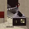 中田裕二 / thickness [CD+DVD] [限定] [CD] [アルバム] [2017/03/22発売]