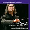 ブラームス:交響曲第3番&第4番 ユロフスキ / LPO