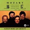 モーツァルト:弦楽四重奏曲第16番&第17番「狩」アルバン・ベルクSQ [CD]