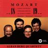 モーツァルト:弦楽四重奏曲第18番&第19番「不協和音」アルバン・ベルクSQ [CD]