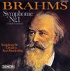 ブラームス:交響曲第1番ザンデルリンク - ドレスデン・シュターツカペレ [CD]