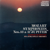 モーツァルト:交響曲第40番・第41番「ジュピター」ブロムシュテット - ドレスデン・シュターツカペレ [CD]