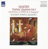 ハイドン:弦楽四重奏曲第75番・第76番「五度」・第77番「皇帝」クイケンSQ [CD]